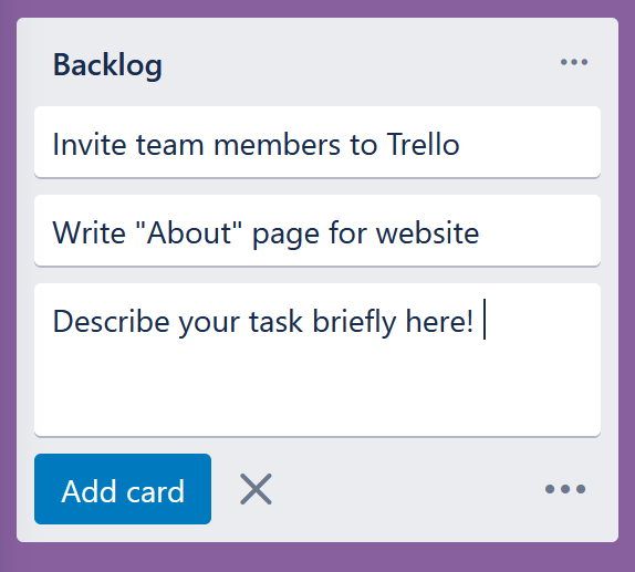 Trello for DH Project Management (Part I)